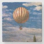 El globo, 1878 posavasos de piedra