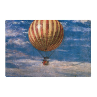 El globo, 1878 salvamanteles