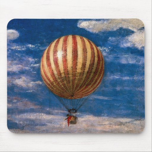 El globo, 1878 tapetes de ratones