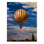 El globo, 1878 tarjetas postales