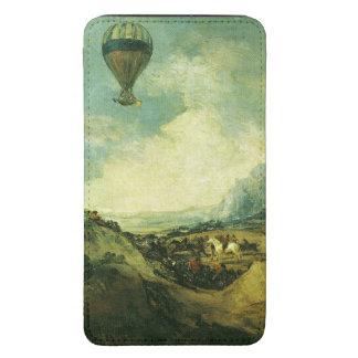 El globo o, la subida del Montgolfier Bolsillo Para Galaxy S5