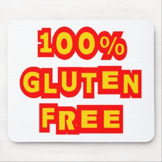 El gluten 100% libera tapete de ratones