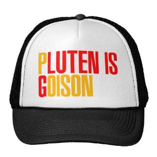 El gluten es veneno gorro