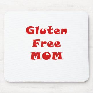 El gluten libera a la mamá alfombrilla de ratones