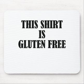 el gluten libera alfombrilla de ratón