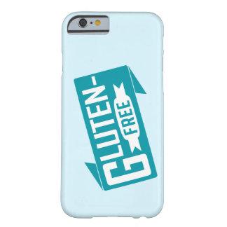 El gluten libera funda de iPhone 6 barely there