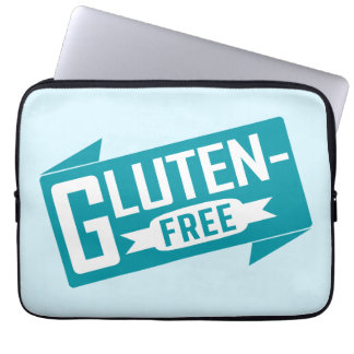 El gluten libera funda portátil