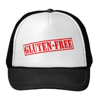 El gluten libera gorros