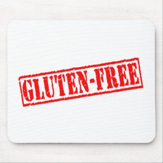 El gluten libera mousepad