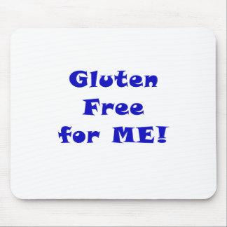 El gluten libera para mí alfombrilla de ratón