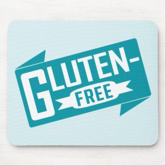 El gluten libera alfombrilla de ratones