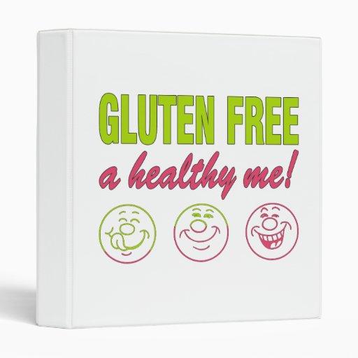 "¡El gluten libera un sano yo! Alergia del gluten c Carpeta 1"""