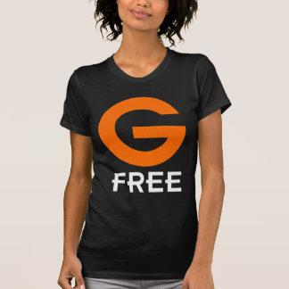 El gluten libre de G libera Camiseta