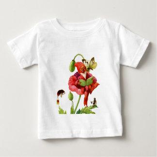 El gnomo de la amapola t-shirts