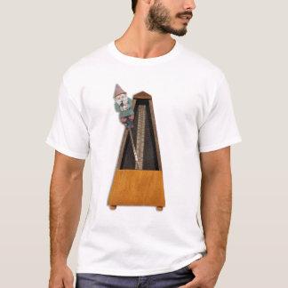 El gnomo Front/SN de Metrognome apoya la camiseta