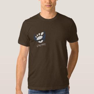 El GNOMO oscila la camiseta Remera
