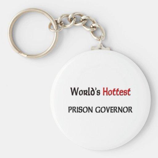 El gobernador más caliente de la prisión de los mu llaveros personalizados