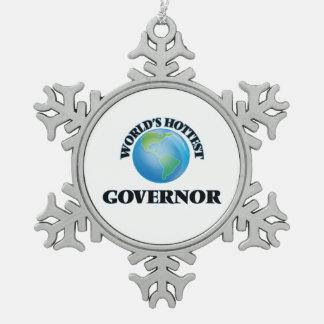 El gobernador más caliente del mundo adornos