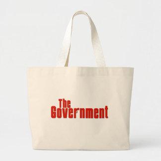 El gobierno bolsas