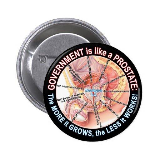 El gobierno es como una próstata pin