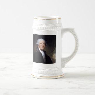 El gobierno es fuerza, George Washington Taza