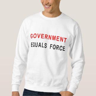 El gobierno iguala la fuerza jersey