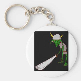 El Goblin Llavero Redondo Tipo Pin