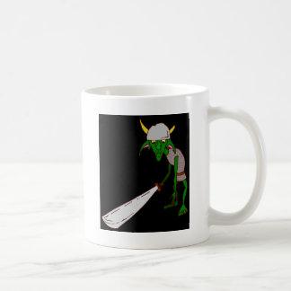 El Goblin Taza De Café