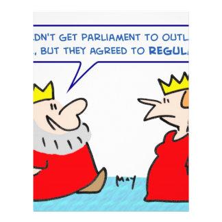 el godiva de la señora del rey regula al proscrito flyer personalizado