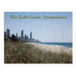 El Gold Coast, Queensland, Australia Tarjeta Postal