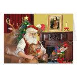 El golden retriever de Santa (#12) Felicitaciones