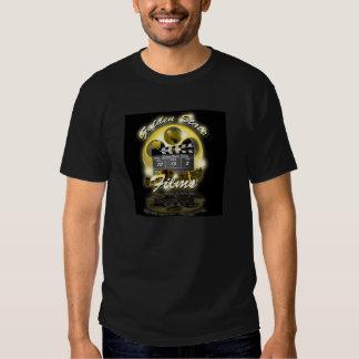 El Golden State filma la camiseta negra Poleras