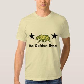 El Golden State Remera