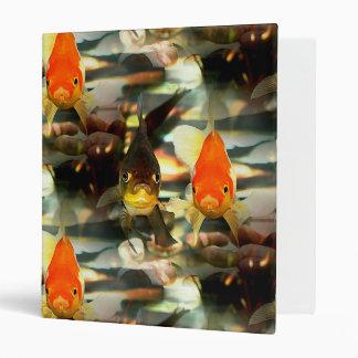 """El Goldfish de lujo hace frente a imagen de la Carpeta 1"""""""