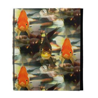 El Goldfish de lujo hace frente a imagen de la