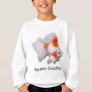 El Goldfish de Ryukin embroma la camiseta