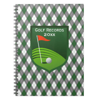 El golf anual registra el cuaderno