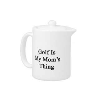 El golf es el Thing.png de mi mamá