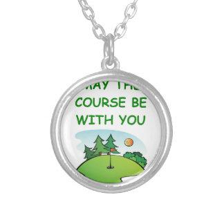 el golfing colgante redondo