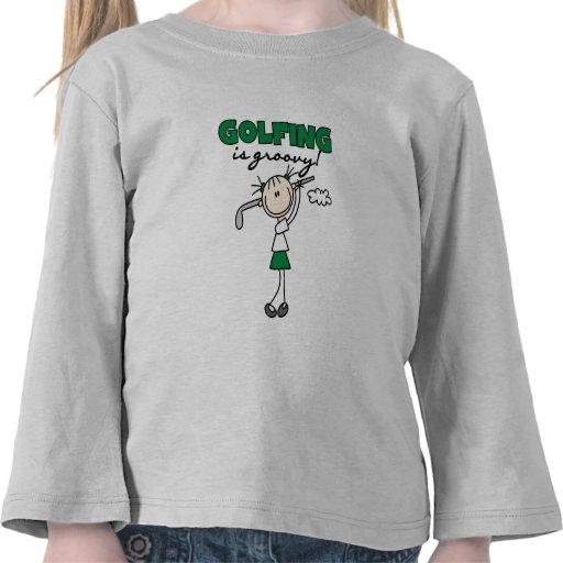 El Golfing es camisetas y regalos maravillosos