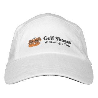 El golfo apuntala Alabama Gorras De Alto Rendimiento