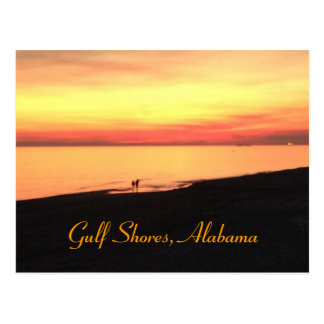 El golfo apuntala la postal de Alabama