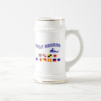 El golfo de Alabama apuntala 1 Tazas De Café