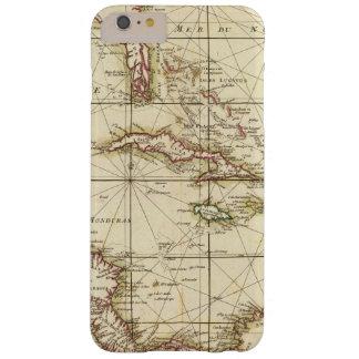El Golfo de México Funda De iPhone 6 Plus Barely There