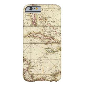 El Golfo de México Funda De iPhone 6 Barely There