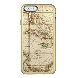 El Golfo de México Funda Para iPhone 6 Plus Incipio Feather Shine