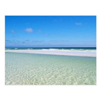 El Golfo de México hermoso Postal