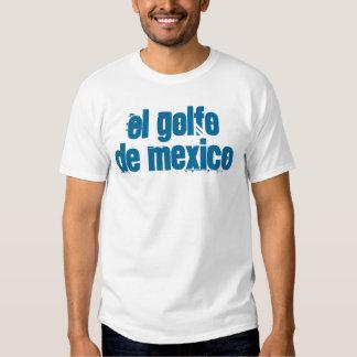 EL Golfo de México Remera