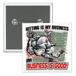 El golpe es mi negocio al lado de los estudios de  pin