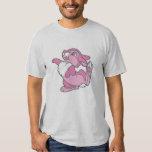 El golpeador de Bambi en rosa Poleras